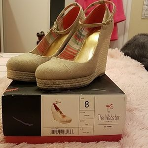 The Webster Miami Wedges